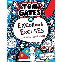 Tom Gates Excellent Excuses and Other Good Stuff by L. Pichon - Paperback