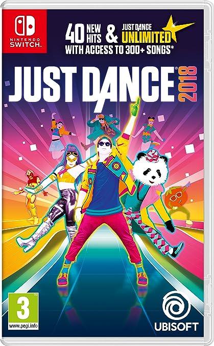 Just Dance 2018 - Nintendo Switch [Importación inglesa]: Amazon.es ...