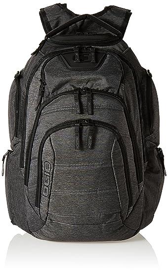 Ogio Renegade RSS Casual Daypack, 54 cm, 29.5 L, Dark Static ...