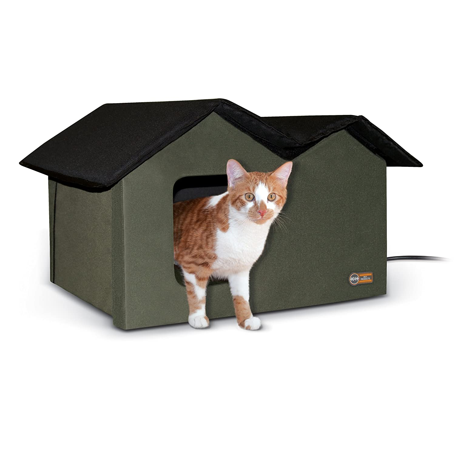Top 10 Best Insulated Cat Houses