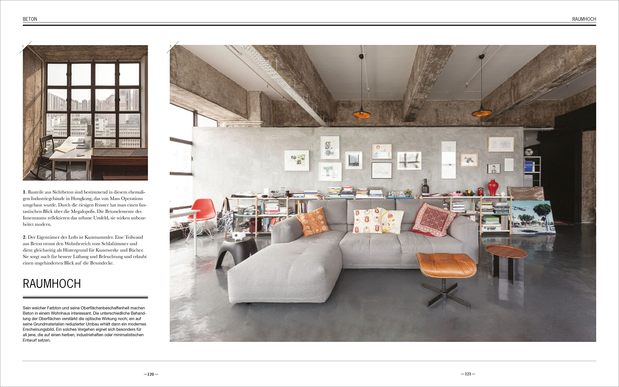 Industrial Living: Neues Wohnen Im Vintage Style: Amazon.de: Sophie Bush,  Hildegard Rudolph: Bücher