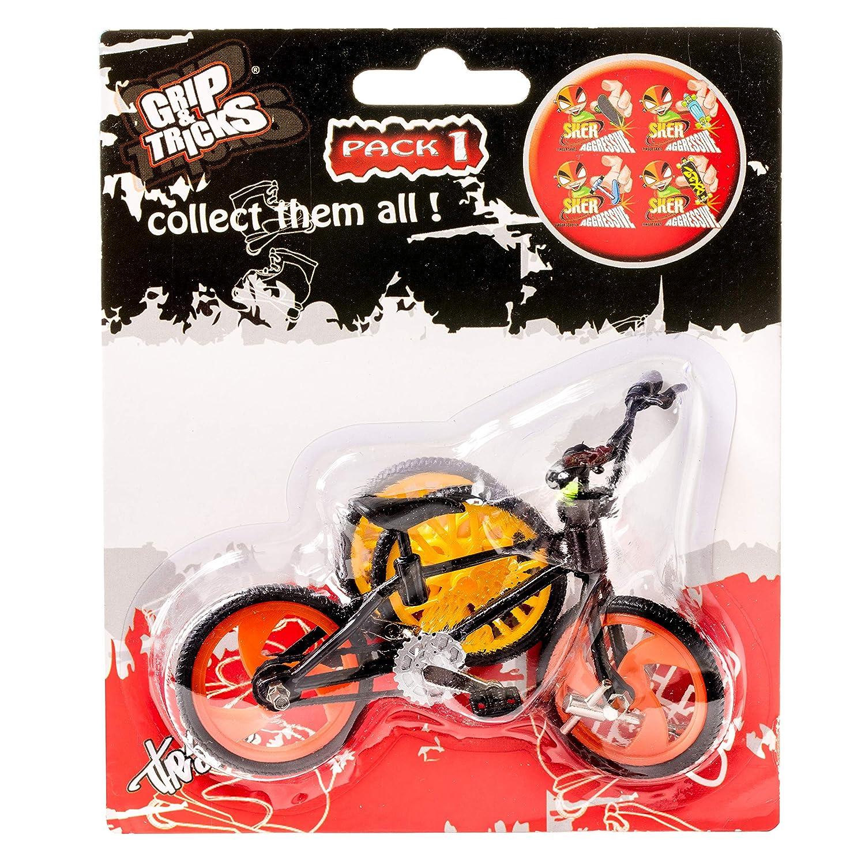 Grip Tricks Finger BMX Mini BMX Freestyle Pack1