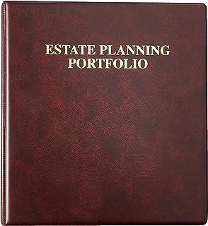 Amazon com : Blumberg Estate Planning Portfolio with Estate