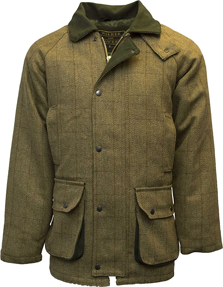 Chaqueta de tweed de Walker and Hawkes, para hombre, para ...