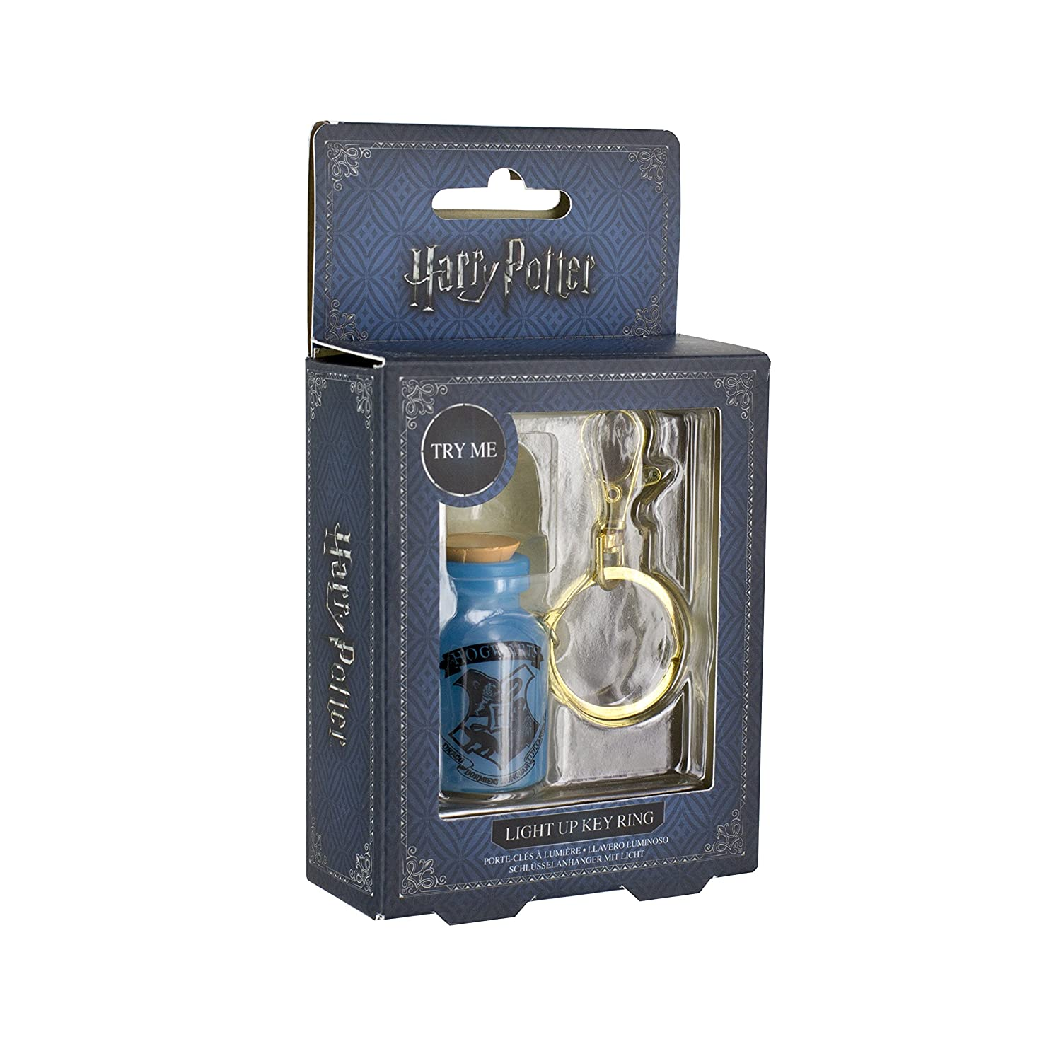 Amazon.com: Paladone Harry Potter Light up Potion Bottle ...