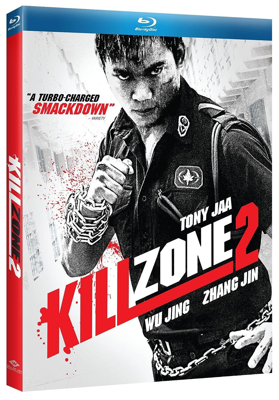 Amazon Com Kill Zone 2 Blu Ray Jing Wu Tony Jaa Simon Yam