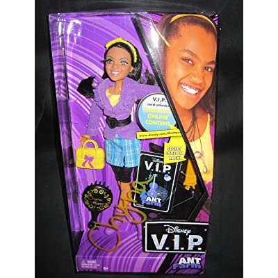 Disney V.I.P. Chyna Ann Parks Fashion Doll: Toys & Games