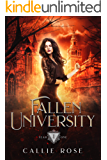 Fallen University: Year One: A Reverse Harem Paranormal Romance