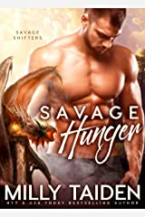 Savage Hunger: BBW Paranormal Shape Shifter Romance (Savage Shifters  Book 3) Kindle Edition