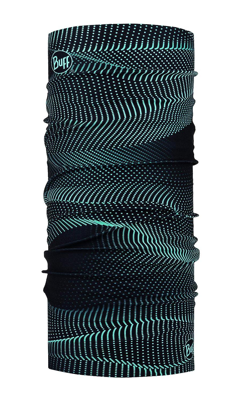 Buff Glow Waves Negra - AW18 Mujer Negro Talla Única 117957.999.10.00