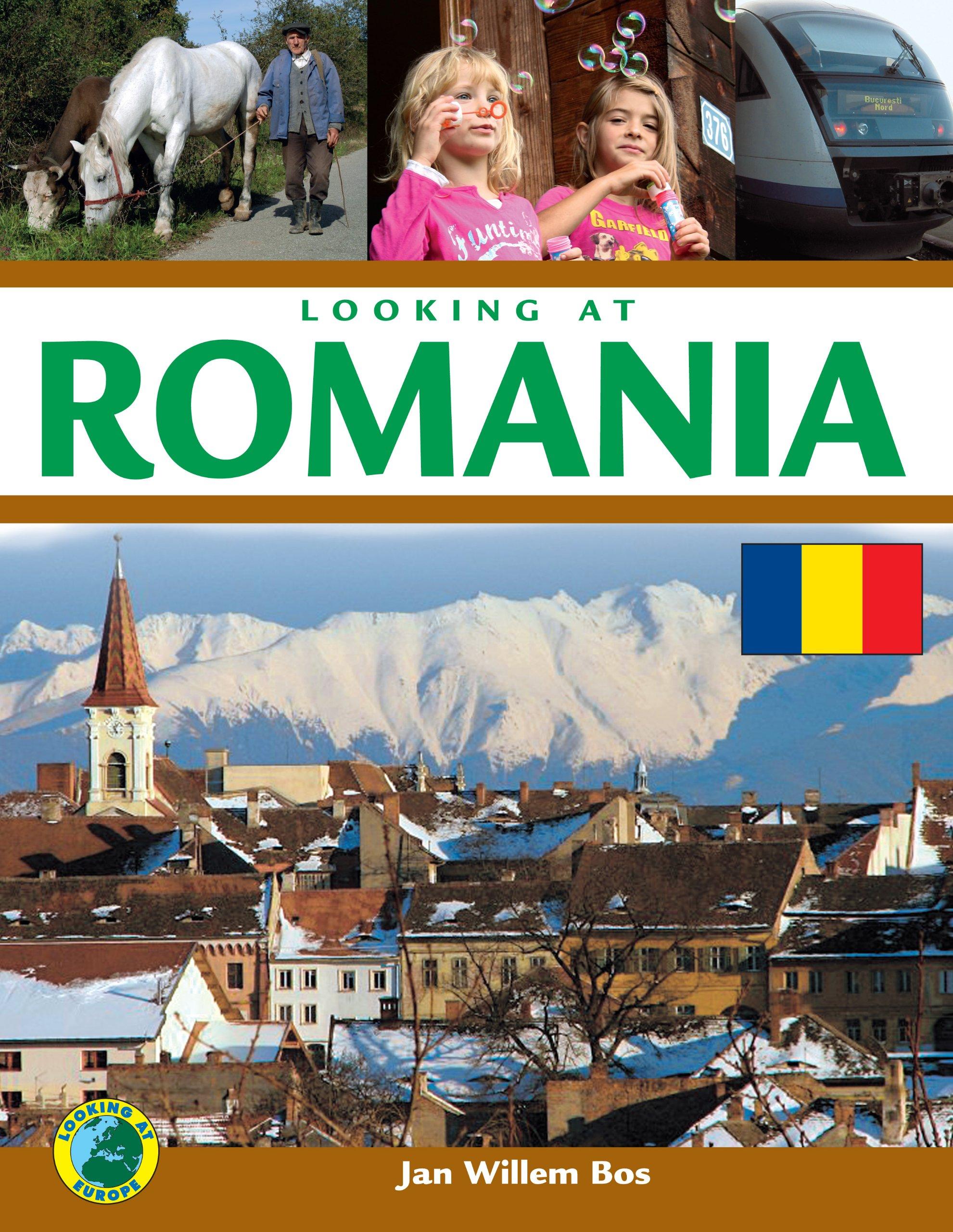 Looking at Romania (Looking at Europe) pdf epub