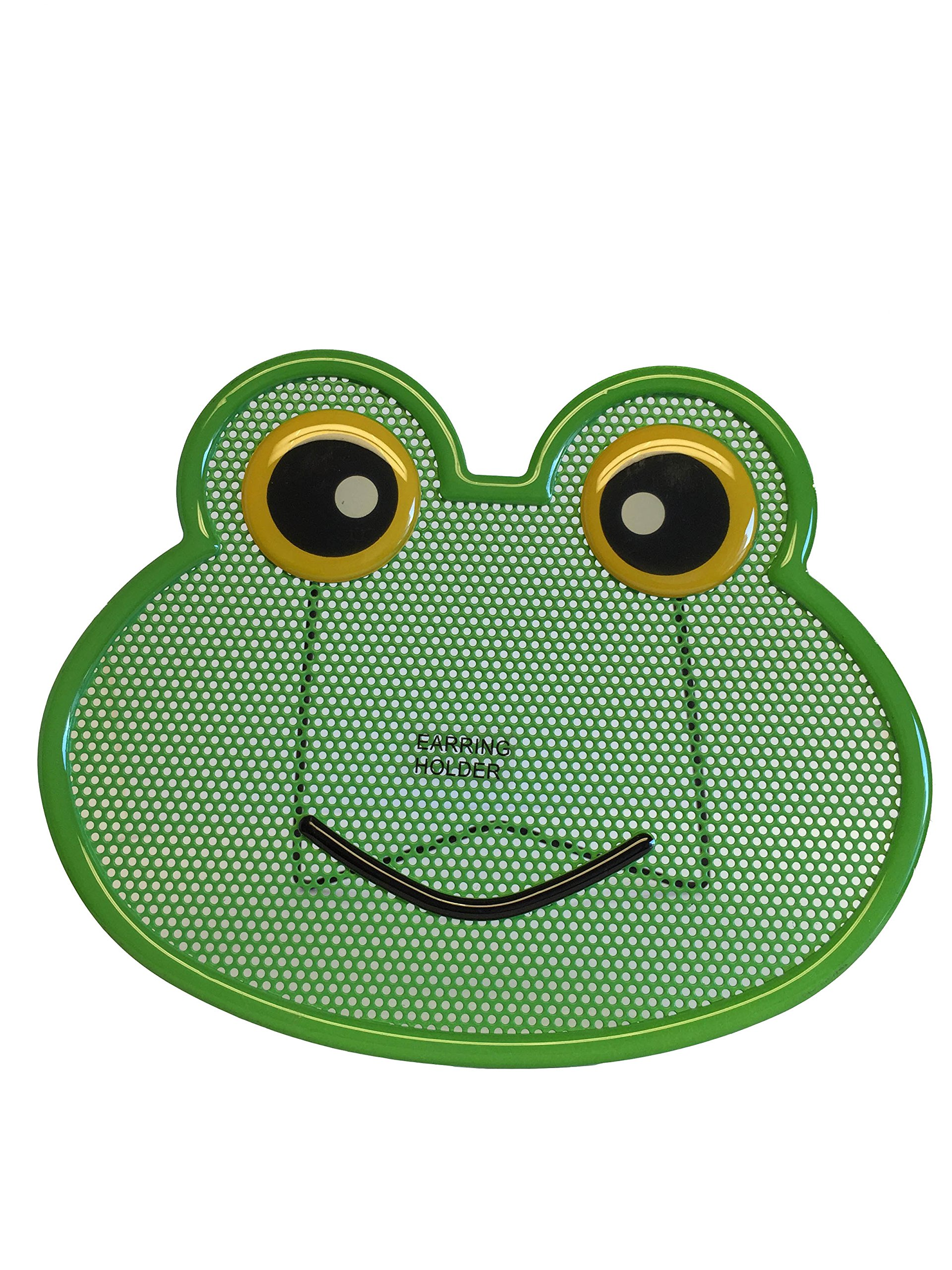 Frog Earring Holder / Earring Tree / Earring Organizer / Earring Stand / Earring Display