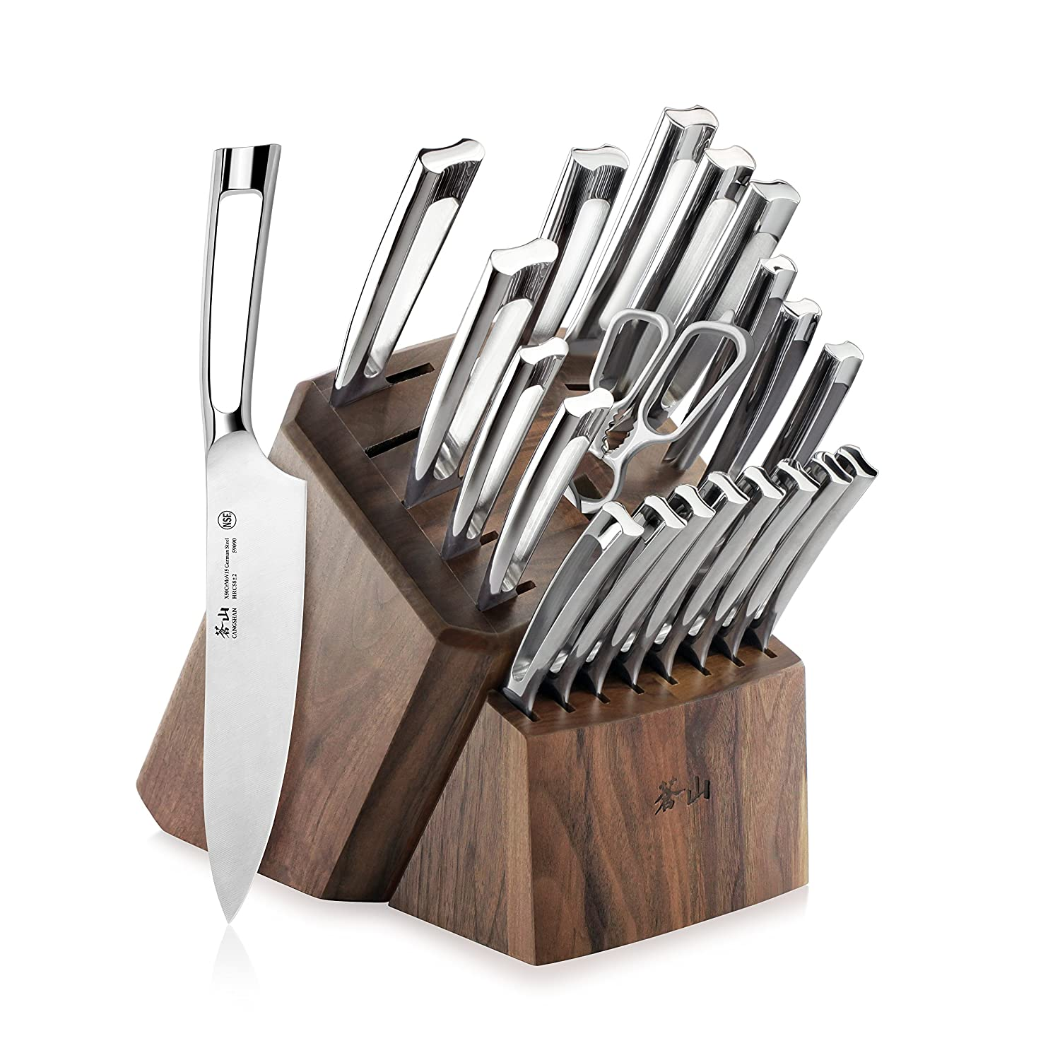 best kitchen knife set brands
