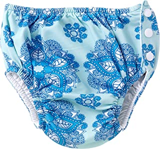 Masala Baby baby-girlsSW-DIAP0003-1Swim Diaper Cover Swim Diapers