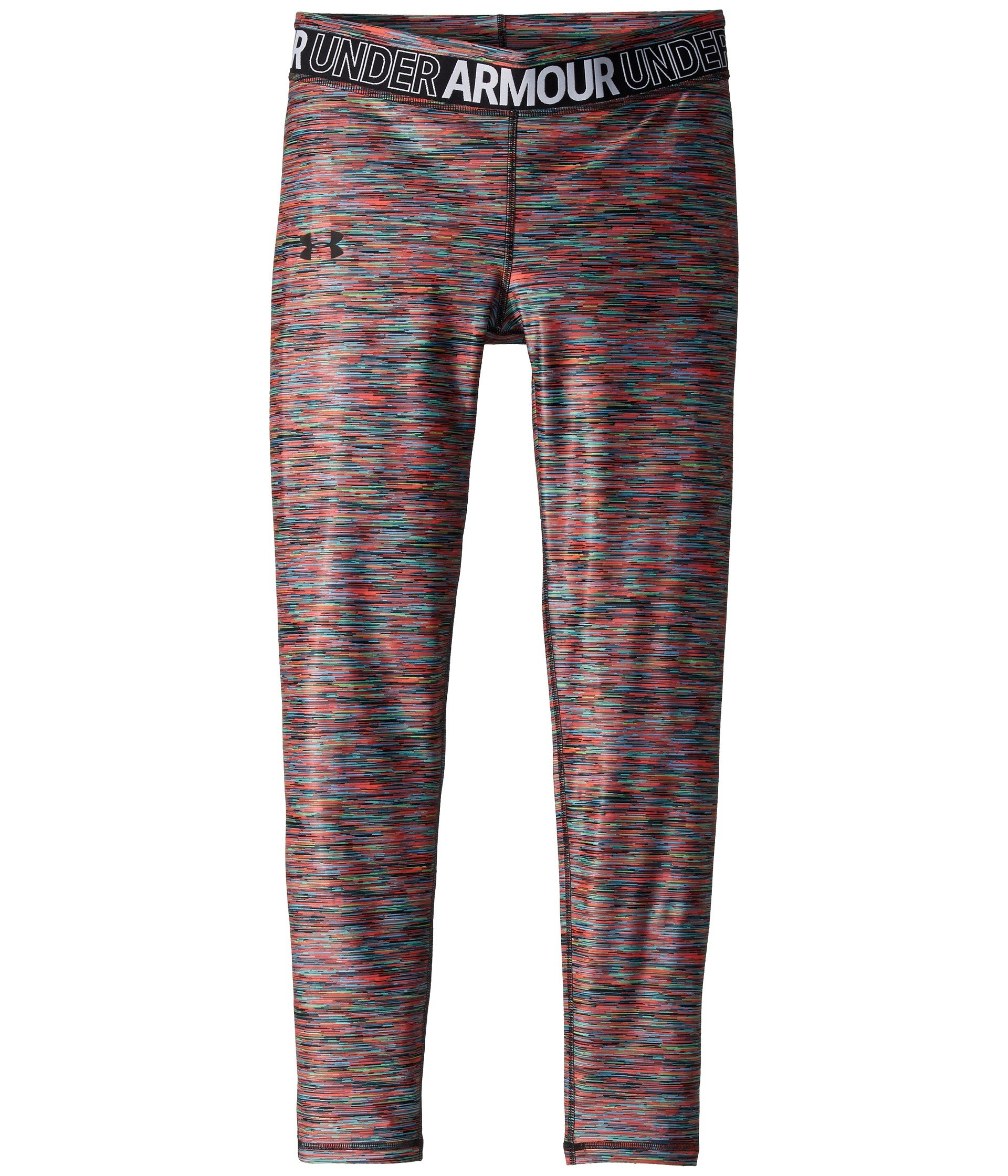 Under Armour Kids Girl's HeatGear Armour Novelty
