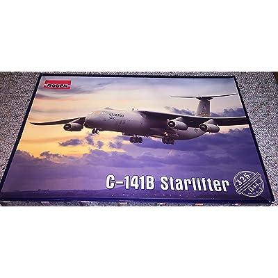 Roden 325–Model Kit Lockheed C Star Lifter 141B: Toys & Games