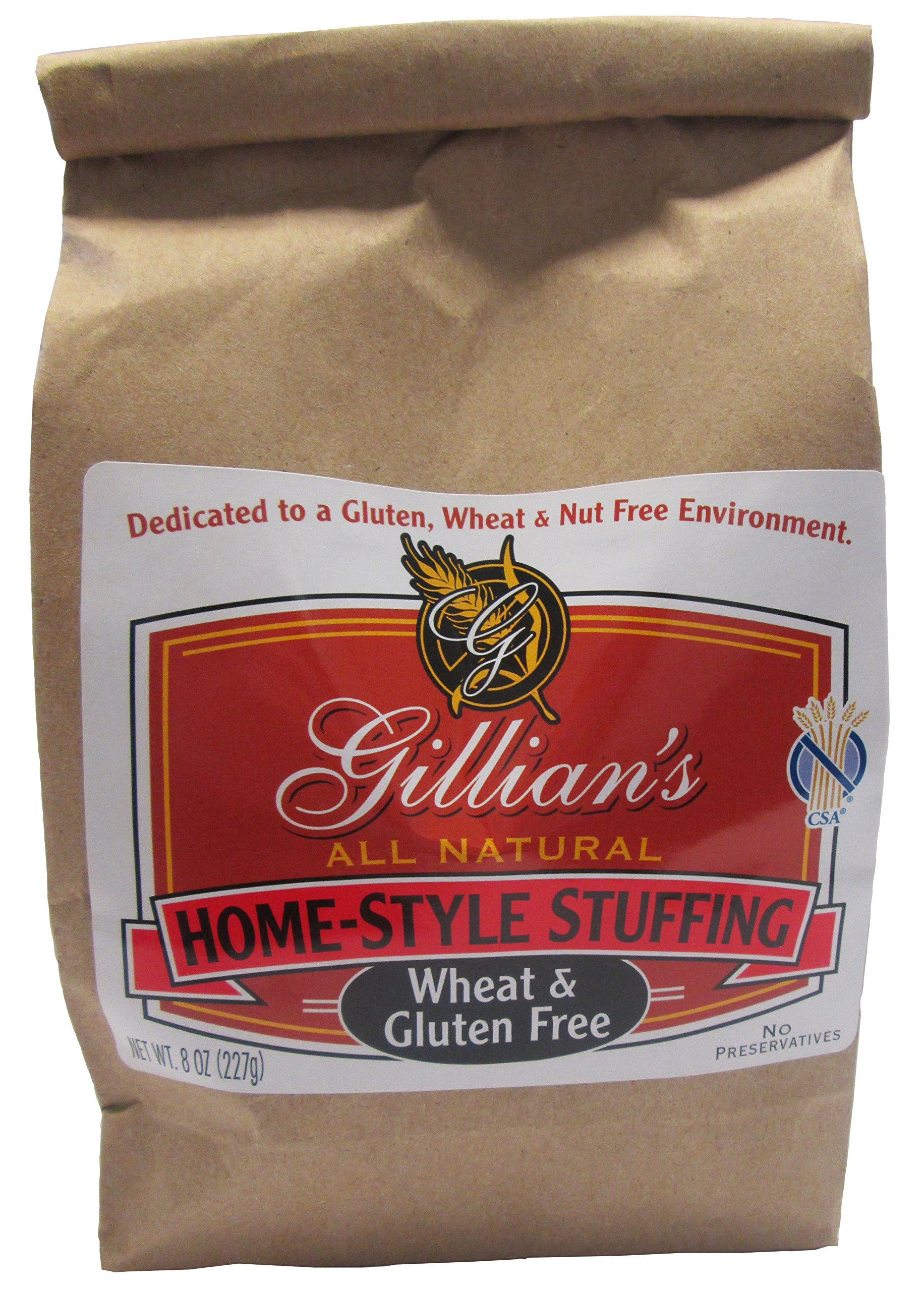 Gillian Foods Stuffing Mix, 8 Ounce