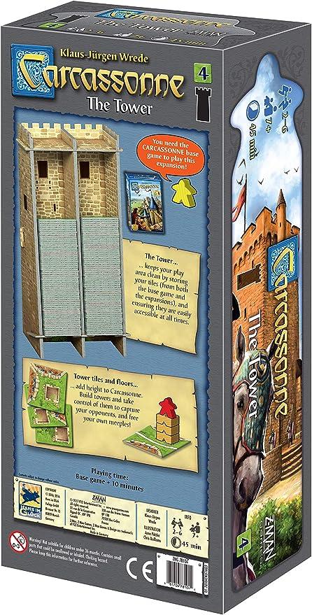 Z-Man Games - Juego de Tablero, 5 Jugadores (ZMG78004) (versión en inglés): Amazon.es: Juguetes y juegos