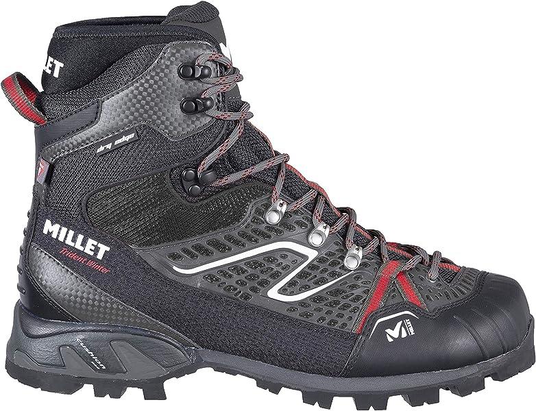 15d1d807122 MILLET Unisex Adults' Trident Winter Low Rise Hiking Boots, (Black ...