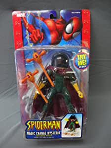 Spider-Man > Mysterio Action Figure