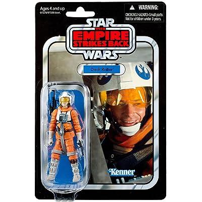 Star Wars 3.75 inch Vintage Figure Dak: Toys & Games