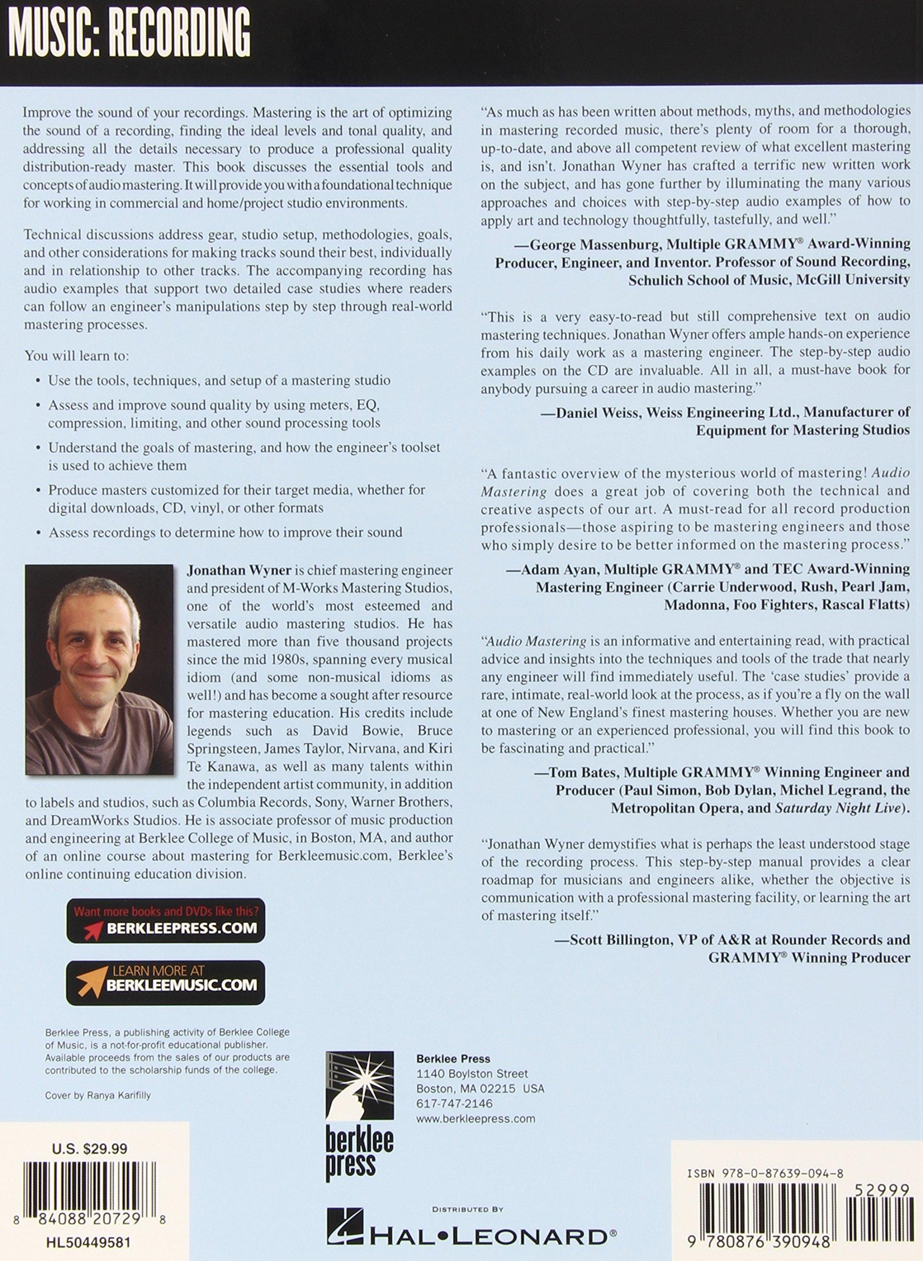 Audio Mastering - Essential Practices