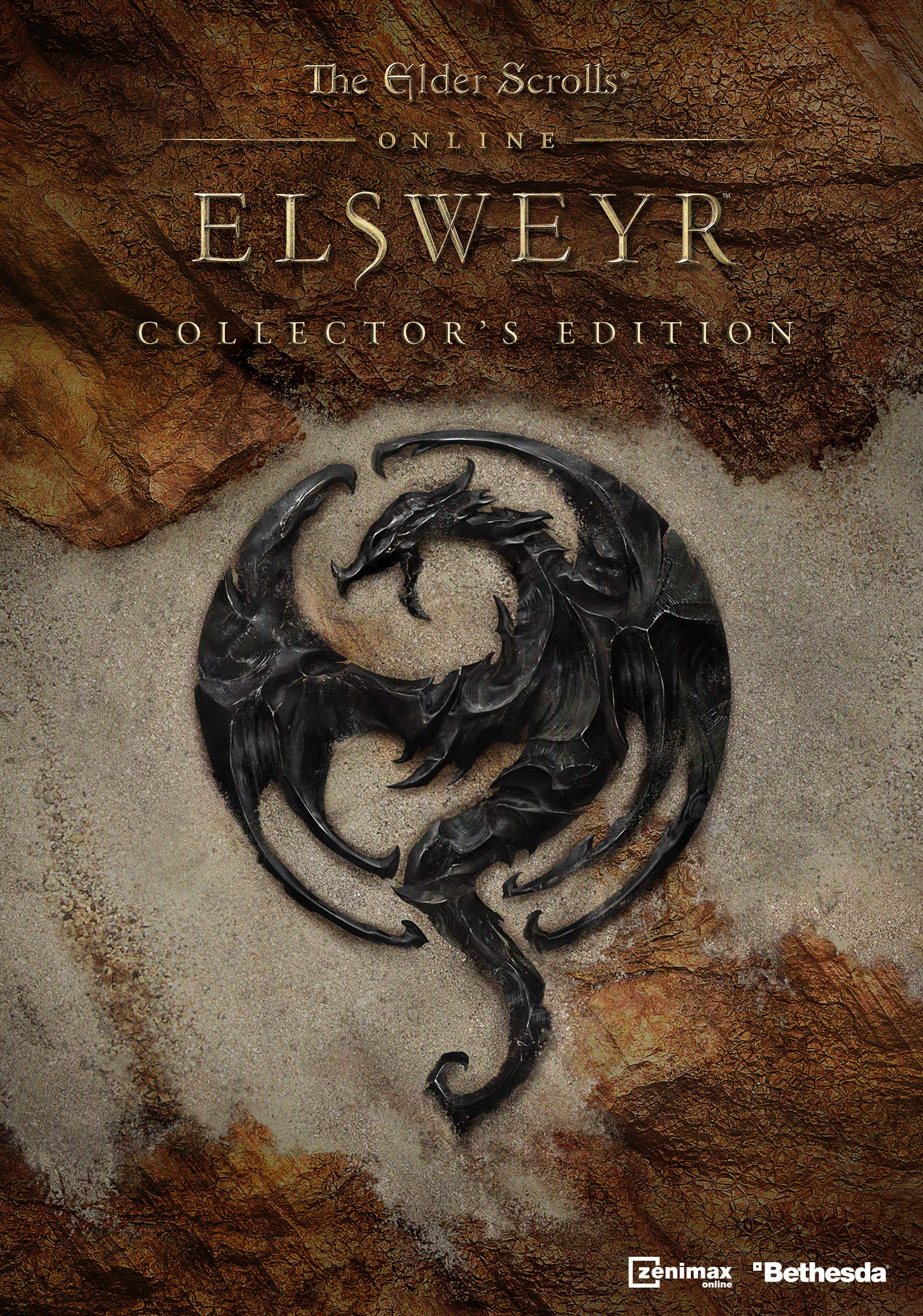 The Elder Scrolls Online: Elsweyr - Collector's Edition [Online Game Code] by Bethesda