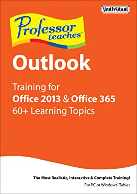 Professor Teaches Outlook for Office 2013 & Office 365 [Download]