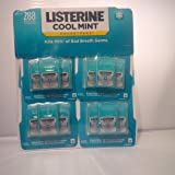 Listerine Cool Mint Pocketpaks Breath Strips, 12-24-Strip Pack total 288 strips