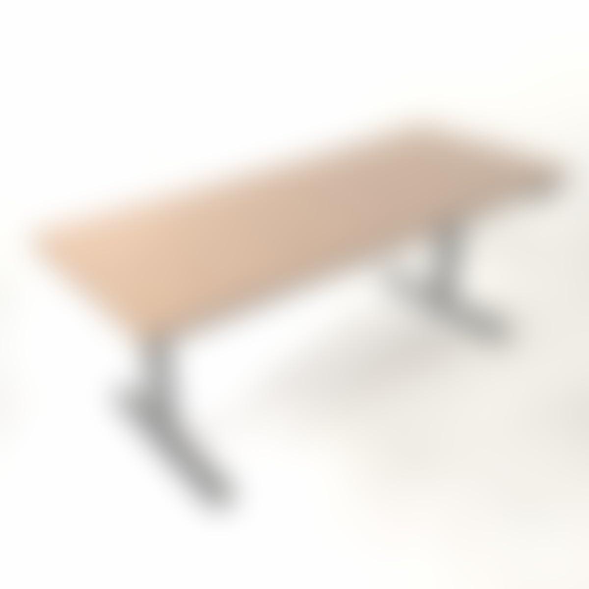 custom standing desk kidney shaped mid. Amazon.com: The Taylor - Modern Adjustable Standing Desk Bamboo Electric Desk: Handmade Custom Kidney Shaped Mid M