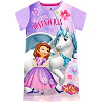 Disney Camisón para niñas La Princesa Sofía Sofia The First