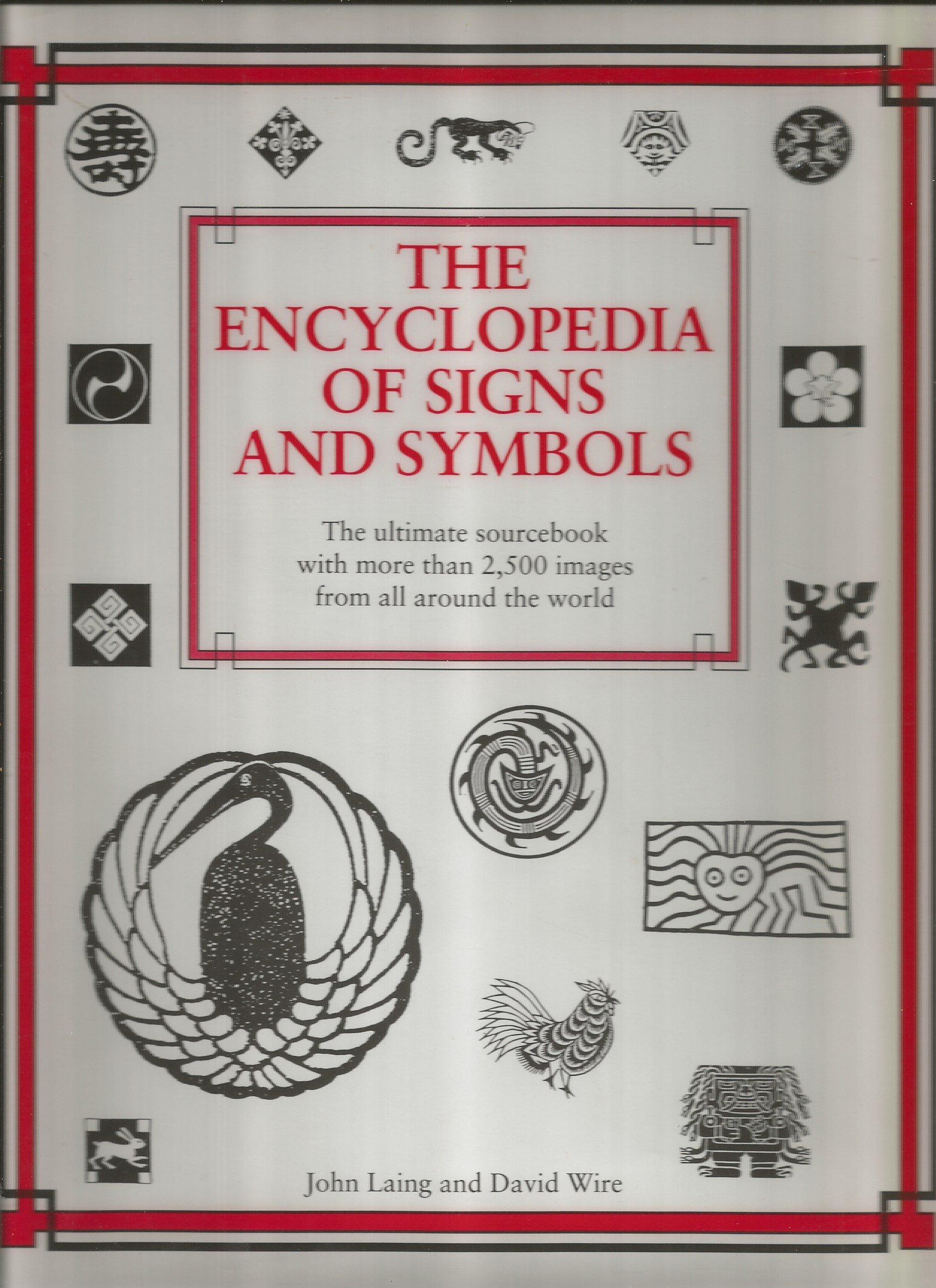 Encyclopedia Of Signs And Symbols Hb John Laing 9781851709670