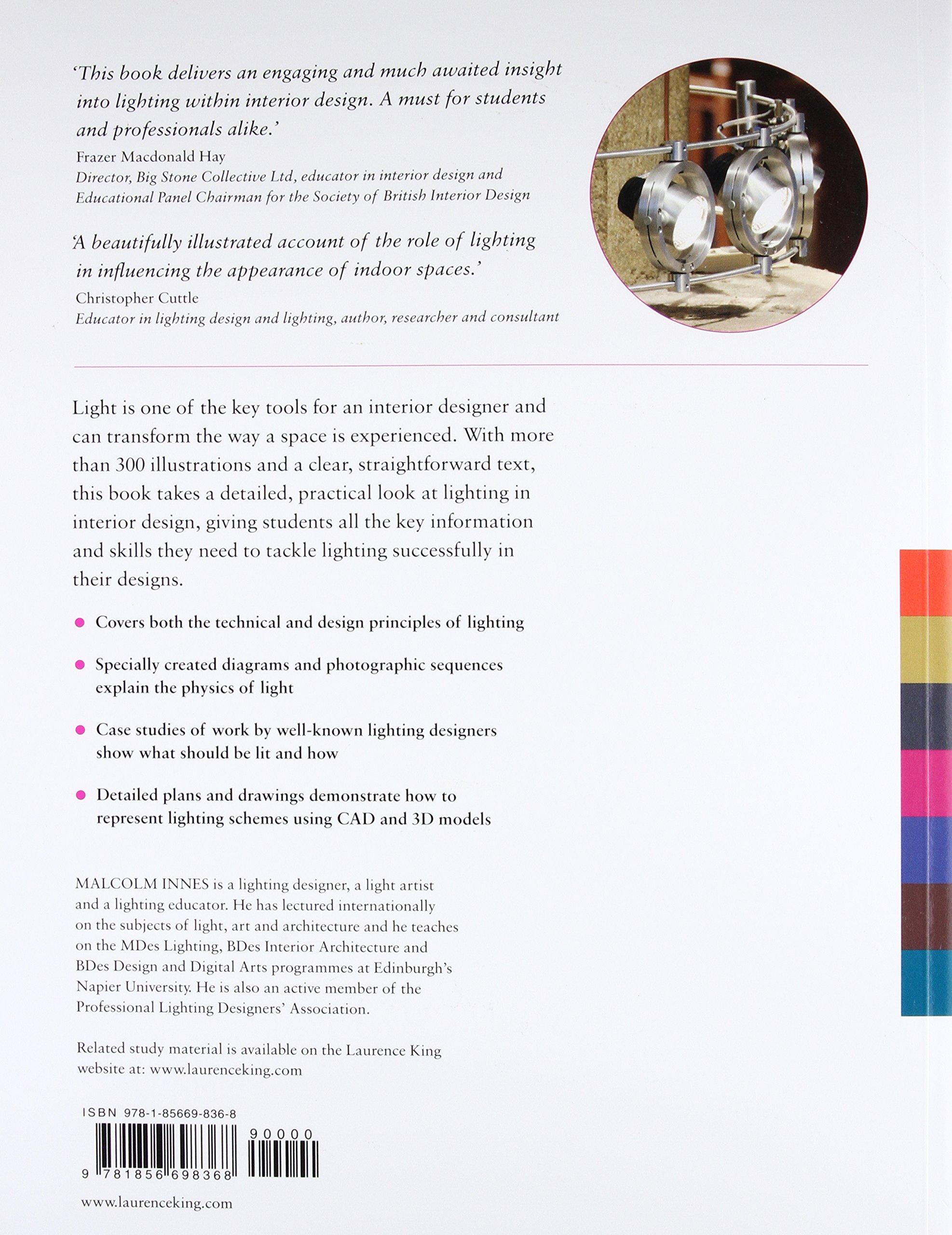indoor lighting designer. Lighting For Interior Design: Portfolio Skills: Malcolm Innes: 9781856698368: Books - Amazon.ca Indoor Designer