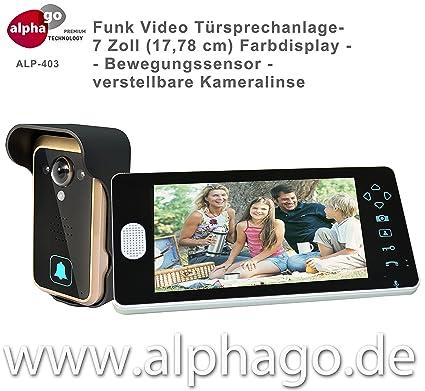 Radio de videoportero ALP-403(sucesor del modelo ALP-400) Nuevo