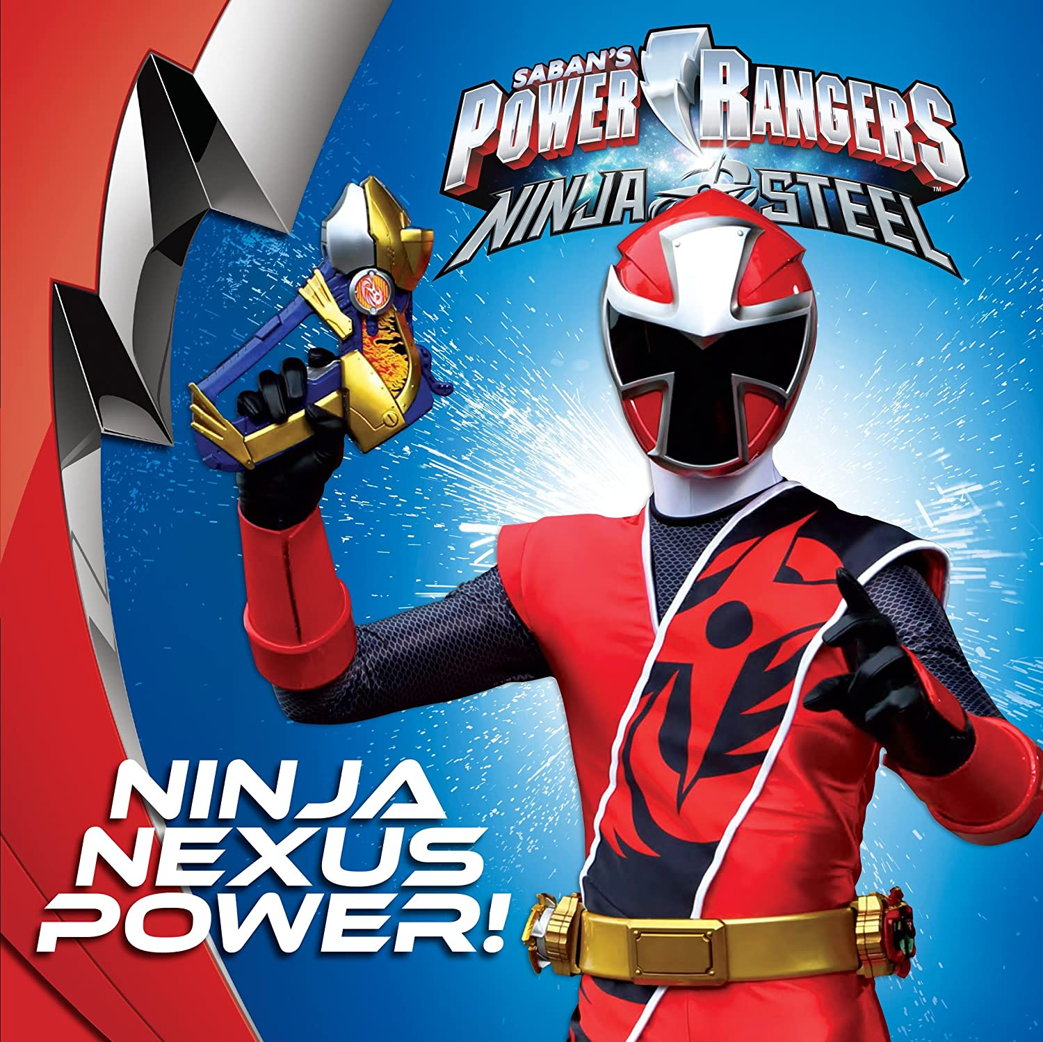 Amazon.com: Ninja Nexus Power! (Power Rangers) eBook: Sara ...