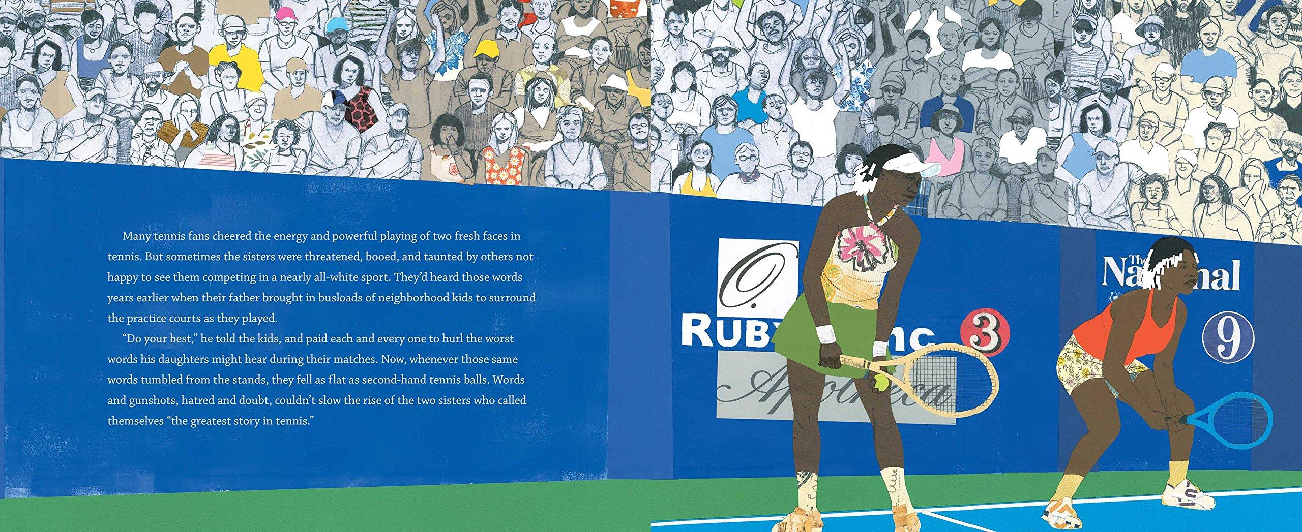 Game Changers: The Story of Venus and Serena Williams: Amazon.es: Lesa Cline-Ransome, James E. Ransome: Libros en idiomas extranjeros