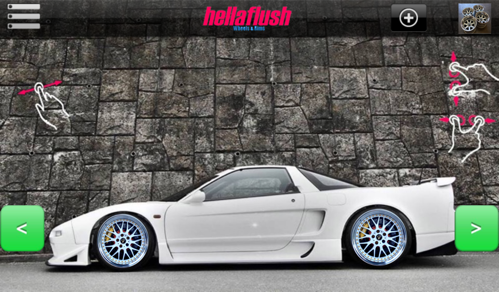 amazon com hellaflush wheels and rims appstore for android