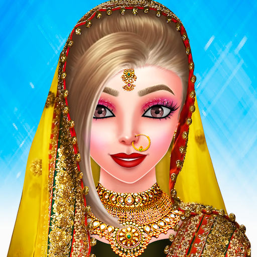 Amazon Com Royal Indian Princess Beauty Salon For Wedding Bride Spa Makeover Dress Up Makeup Photoshoot Perfect Wedding Day Appstore For Android