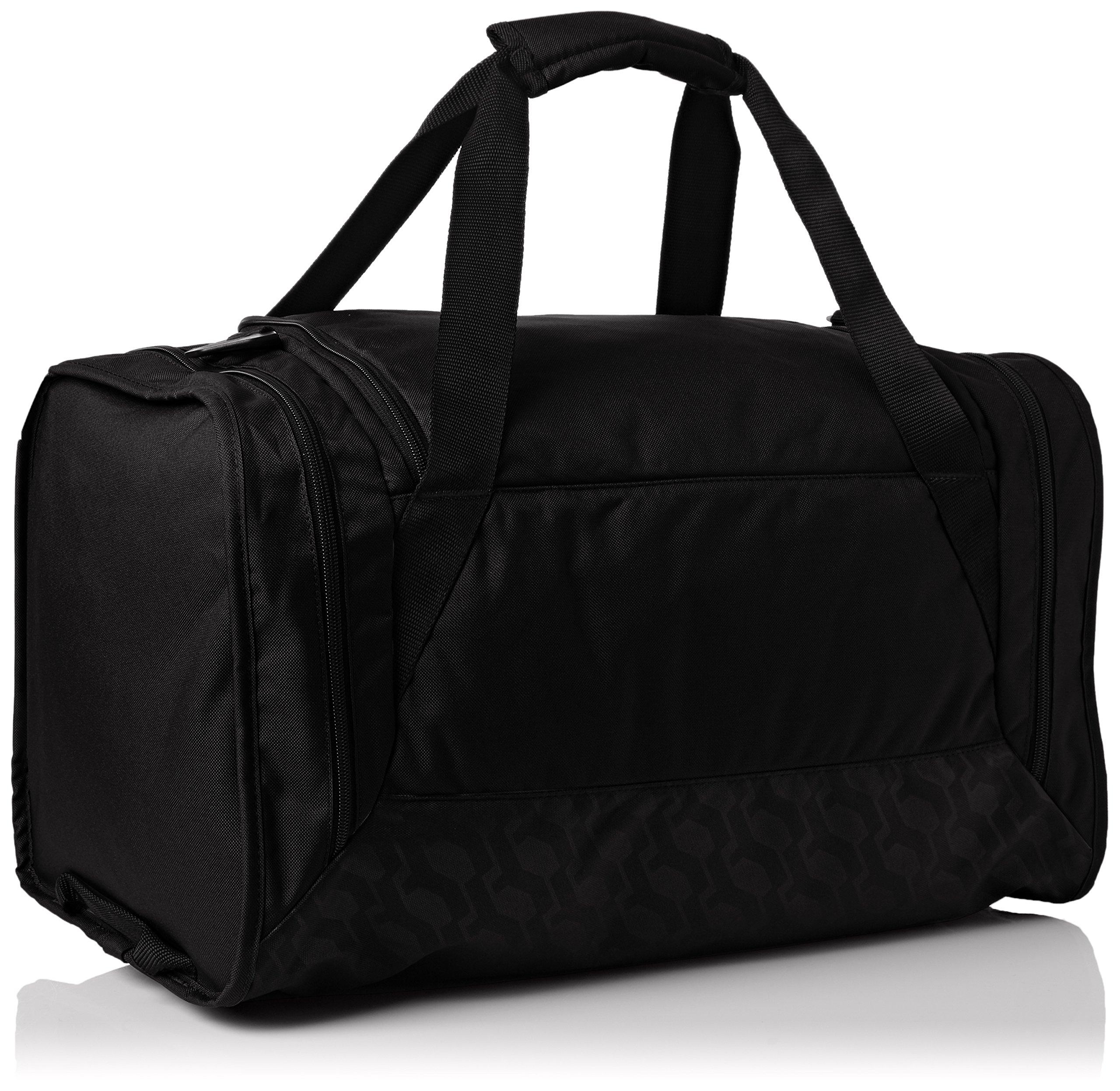 04b918f92a Nike Brasilia 6 Duffel Bag Black White Size Small - 0883153893756   Sports  Duffels   Clothing