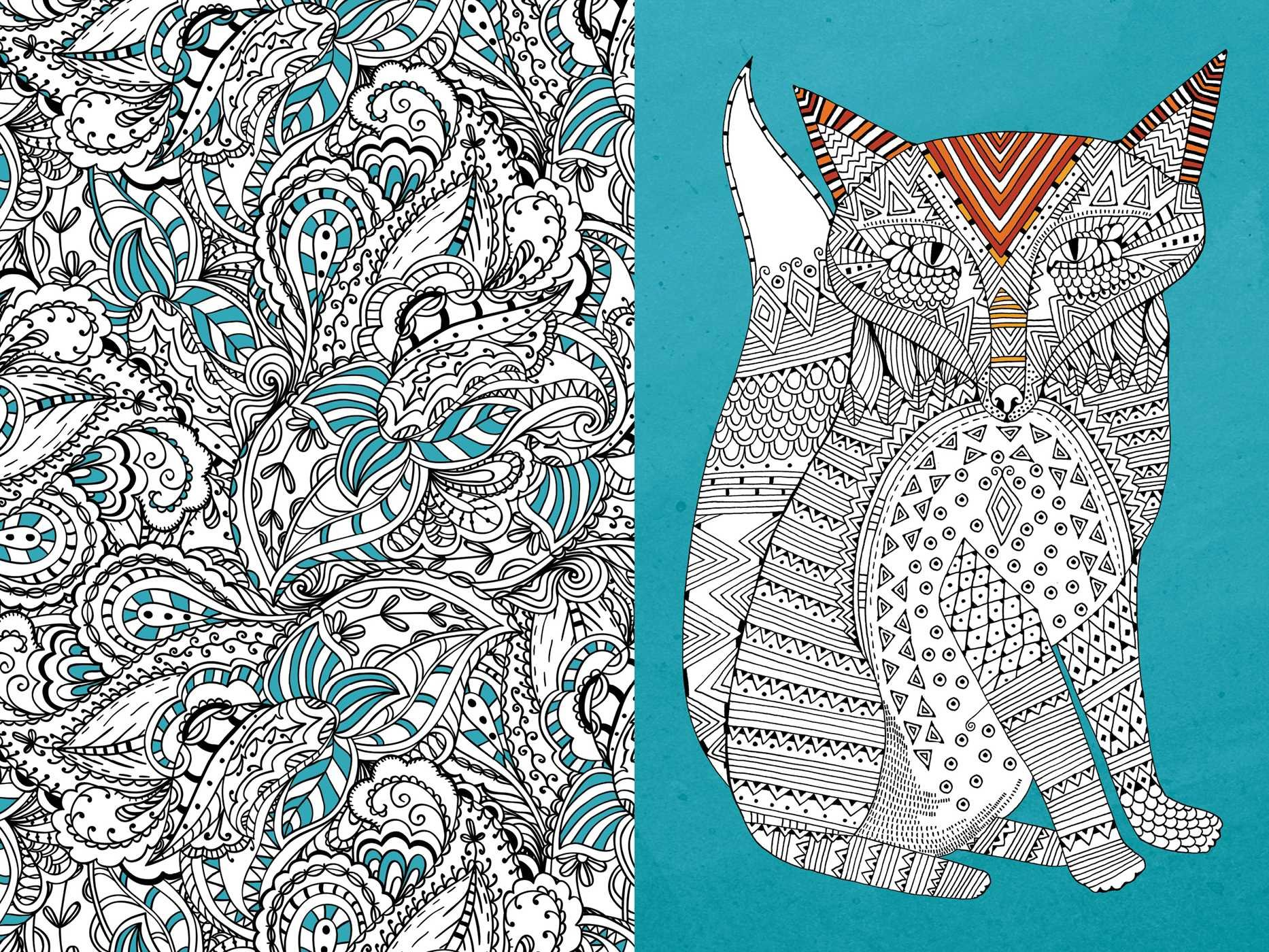 Buy Pocket Posh Adult Coloring Book Art Therapy For Fun Relaxation Books Online At Low Prices In India