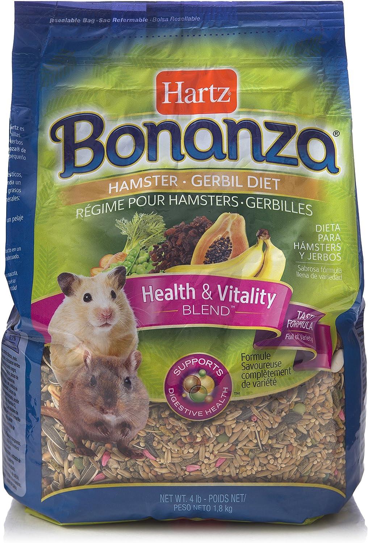 Hartz Bonanza 4-Pound Gourmet Diet Supply