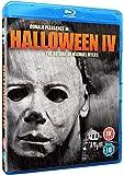 Halloween 4: The Return Of Michael Myers Blu-ray [Reino Unido] [Blu-ray]
