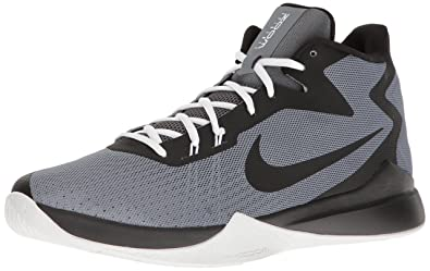 e2299b97583f Nike Men s Zoom Evidence Basketball Shoe Cool Black White Dark Grey