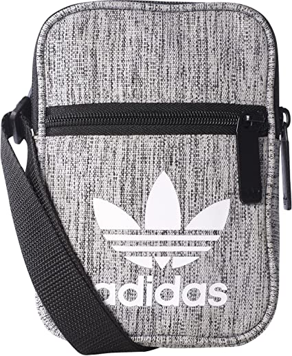 a33eaffde adidas Fest Bag Casual Bolso, Unisex Adulto, (Negro), NS: Amazon.es ...