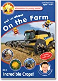 bee bright - Out & About on the Farm - Incredible Crops! - Justin Fletcher