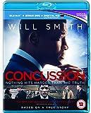 Concussion - Amazon Exclusive Bonus Disc [Blu-ray] [2016]