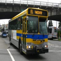 VANCOUVER BUS