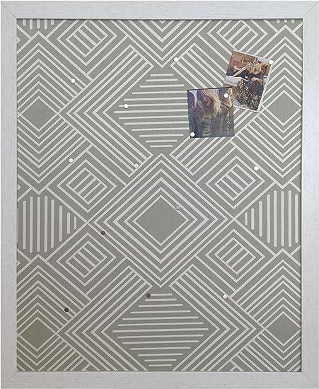 Maggie Tableau Bijoux De Rangement Magnétique Mural Grand Tableau Magnétique 16 X 20 Gris Amazon Fr Cuisine Maison