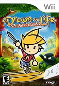 Drawn to Life The Next Chapter - Wii Standard Edition