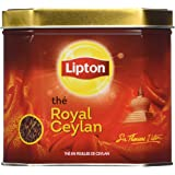 Lipton Thé Vrac Royal Ceylan 200 g - Lot de 2